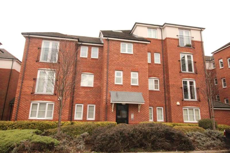 2 Bedrooms Flat for sale in St. Michaels View, Widnes, WA8