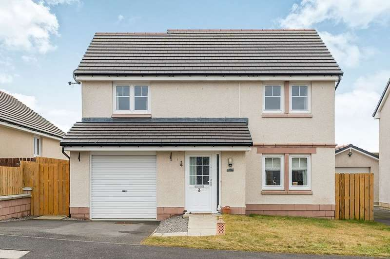 3 Bedrooms Detached House for sale in Chestnut Way, INVERNESS, IV2