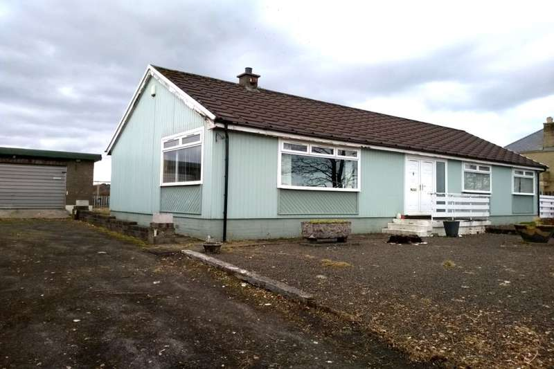 4 Bedrooms Detached Bungalow for sale in Mosscastle Road, Slamannan, Falkirk, FK1