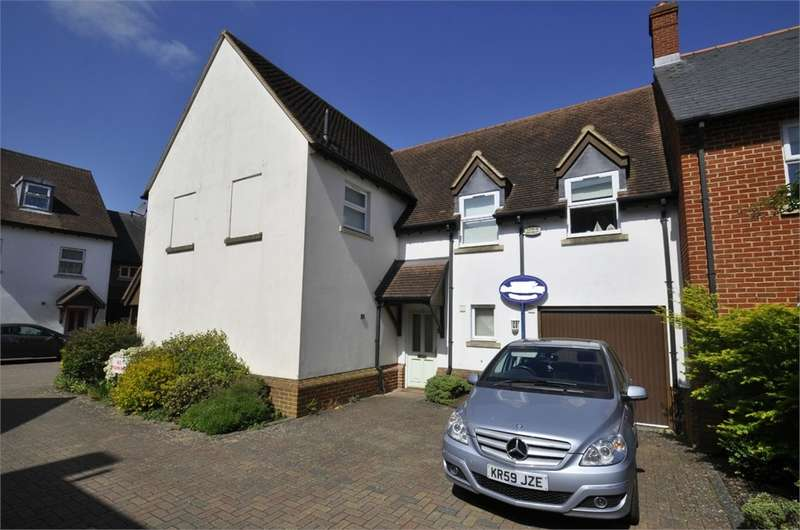 4 Bedrooms Town House for sale in Barrow Mews, Ringwood