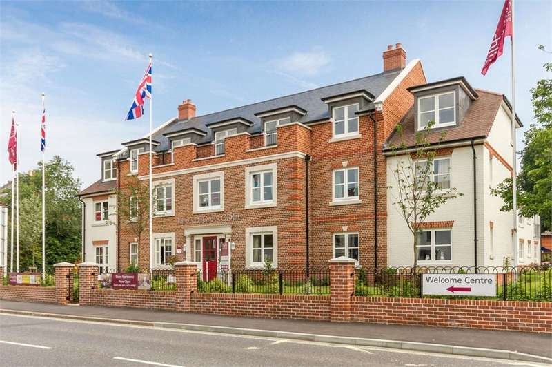 1 Bedroom Flat for sale in King Edgar Lodge, Christchurch Road, Ringwood