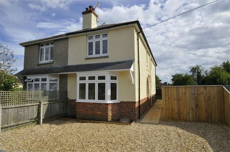 Semi Detached House for rent in East View Road, RINGWOOD, Hampshire