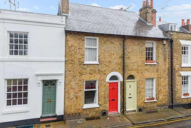 4 Bedrooms Terraced House for sale in Orchard Street, Canterbury, CT2