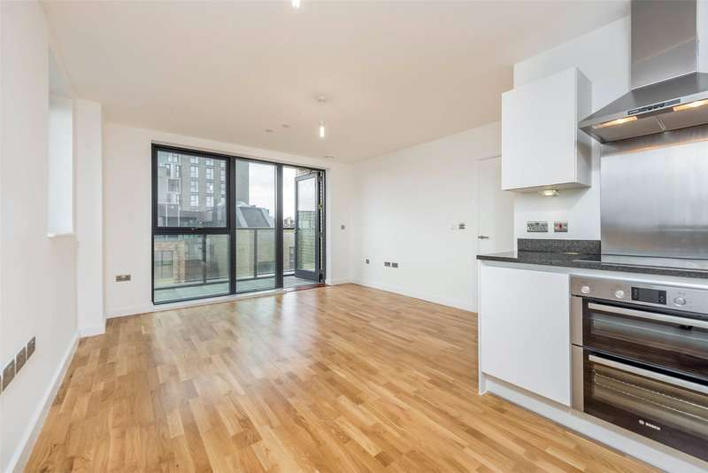 1 Bedroom Apartment Flat for sale in Centenary Heights, Block EF, Greenwich Collection, London, SE10