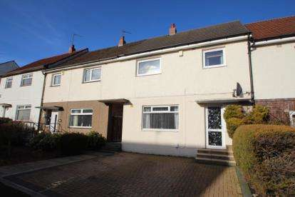 3 Bedrooms Terraced House for sale in Cairngorm Crescent, Paisley, Renfrewshire