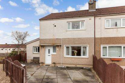 4 Bedrooms End Of Terrace House for sale in Kiniver Drive, Blairdardie