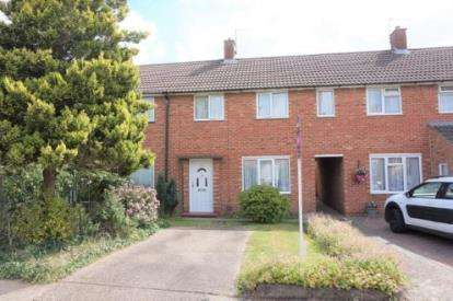 3 Bedrooms Terraced House for sale in Bullace Close, Hemel Hempstead, Hertfordshire