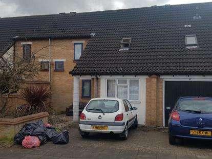 3 Bedrooms Terraced House for sale in Tolcarne Avenue, Fishermead, Milton Keynes