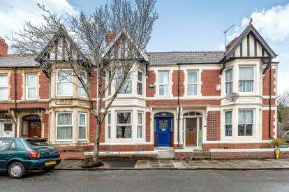 3 Bedrooms House for sale in Westville Road, Cardiff, Caerdydd, Wales