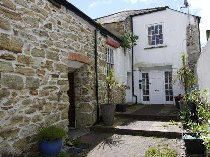 1 Bedroom Barn Conversion Character Property for sale in Kenwyn Street, Truro, Cornwall