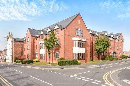 2 Bedrooms Flat for sale in Swans Reach, 45 Swan Lane, Evesham, Worcestershire