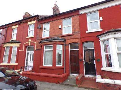 4 Bedrooms Terraced House for sale in Moss Street, Garston, Liverpool, Merseyside, L19