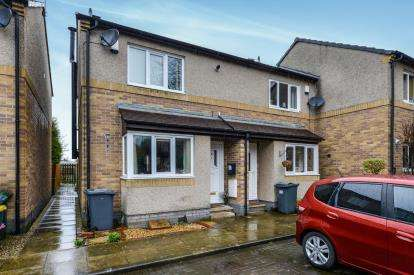2 Bedrooms Terraced House for sale in Lindeth Gardens, Lancaster, Lancashire, LA1