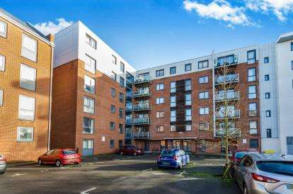 2 Bedrooms Flat for sale in 117 High Street, Southampton, Hampshire