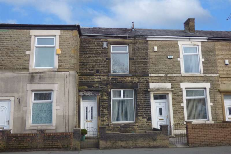3 Bedrooms Terraced House for sale in Queens Park Road, Heywood, Greater Manchester, OL10