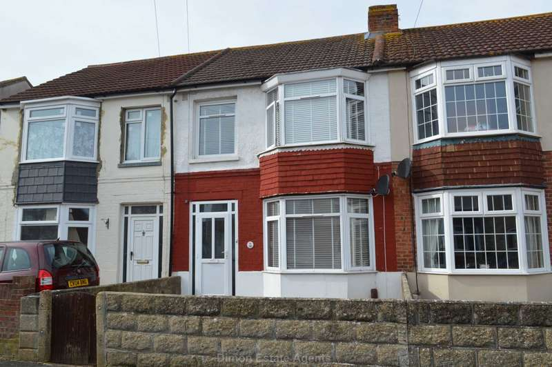 3 Bedrooms Terraced House for sale in Grange Crescent, Gosport