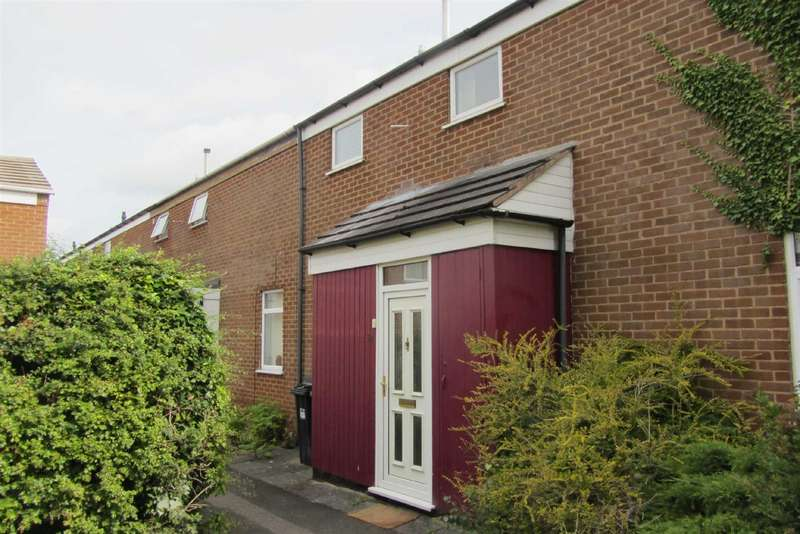 3 Bedrooms Terraced House for rent in Ashorne Close, Redditch