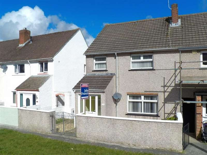 2 Bedrooms End Of Terrace House for sale in Baring Gould Way, Haverfordwest