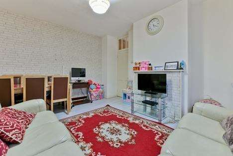 2 Bedrooms Flat for sale in Canterbury House, Bow Road, London E3