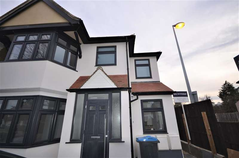 3 Bedrooms Maisonette Flat for sale in Northwick Avenue, Harrow, Middlesex, HA3 0AT