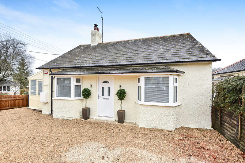 2 Bedrooms Detached Bungalow for sale in Nailsworth