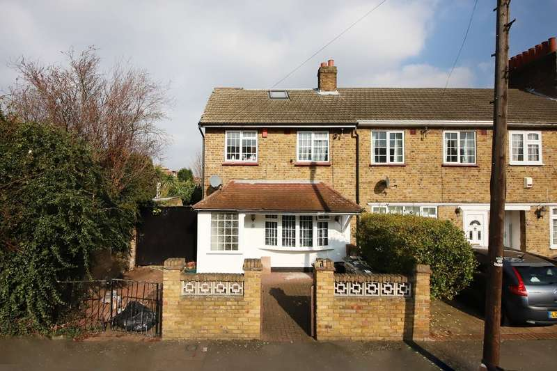 4 Bedrooms End Of Terrace House for sale in Braxfield Road, Brockley