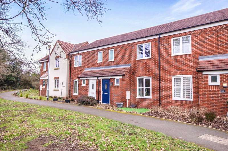 3 Bedrooms Terraced House for sale in 87 Wenlock Rise, Bridgnorth, Shropshire, WV16