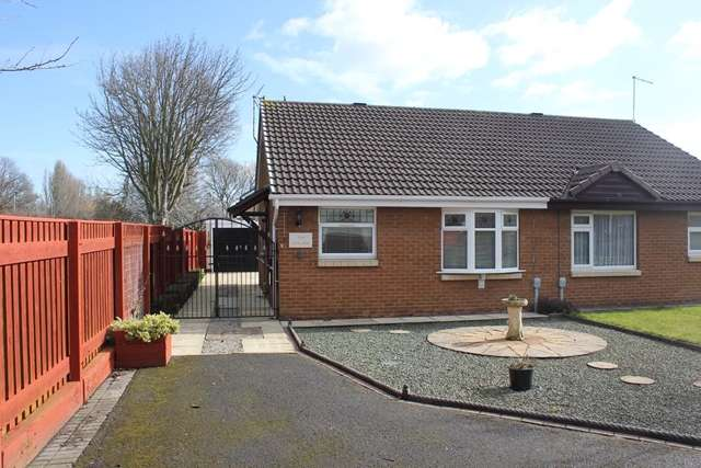 2 Bedrooms Semi Detached Bungalow for sale in 9 Millers Walk, Hull HU5 4BP. Rarely available 2 bed semi-detached bungalow.