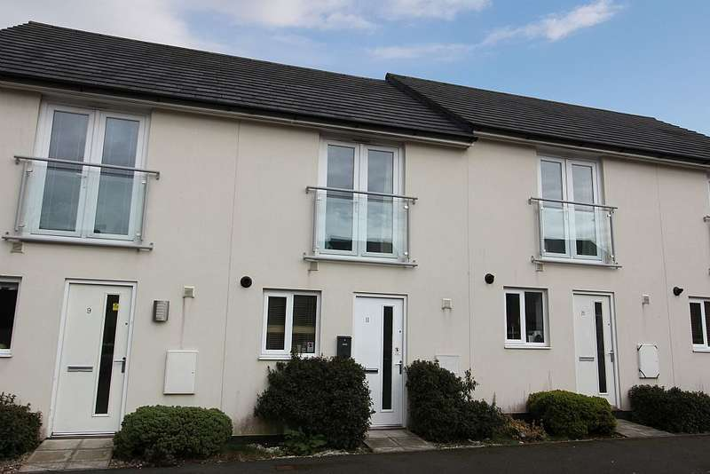 2 Bedrooms Terraced House for sale in Rifleman Walk, Plymouth, Devon, PL6 6FH