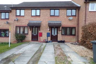 2 Bedrooms House for rent in Lydstep Close, Derby, DE21 2RY