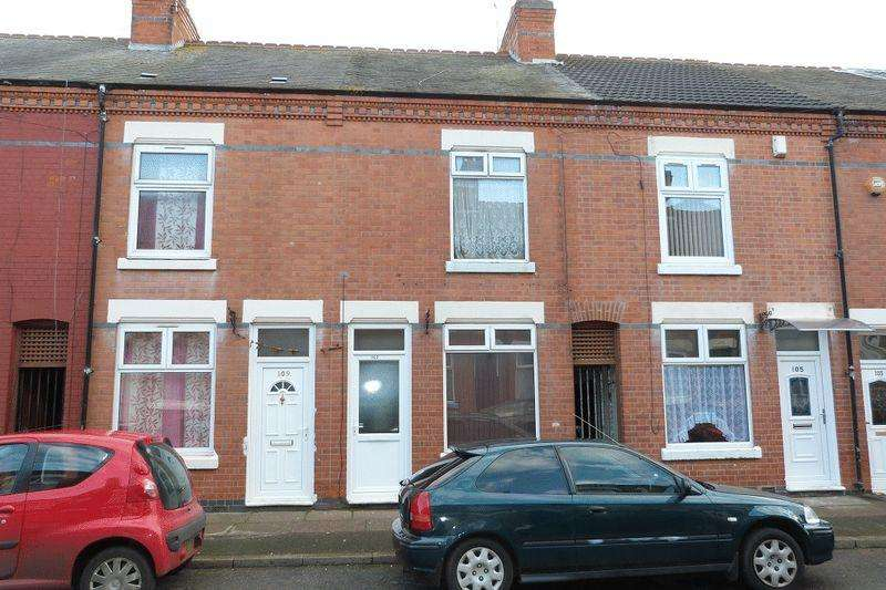 3 Bedrooms Terraced House for sale in Moira Street, Belgrave