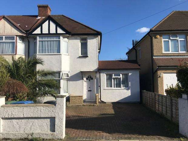 3 Bedrooms End Of Terrace House for sale in Greenwood Avenue, Enfield, EN3