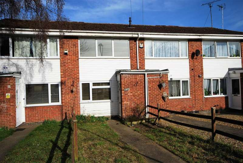2 Bedrooms Terraced House for sale in Welland Close, Spalding