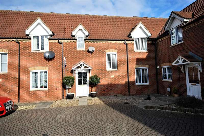 3 Bedrooms Terraced House for sale in Jasmine Court, Spalding