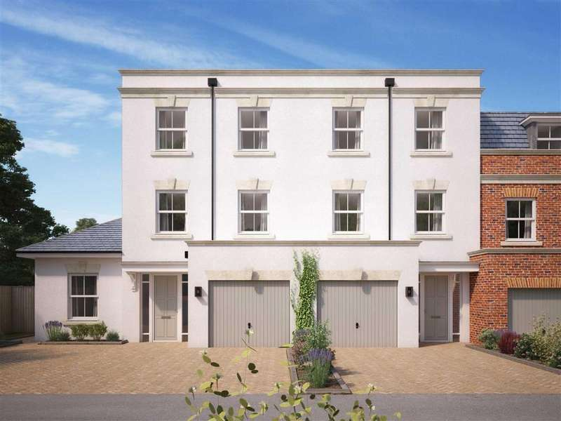 4 Bedrooms Terraced House for sale in Brownhill Road, Chandlers Ford, Hampshire