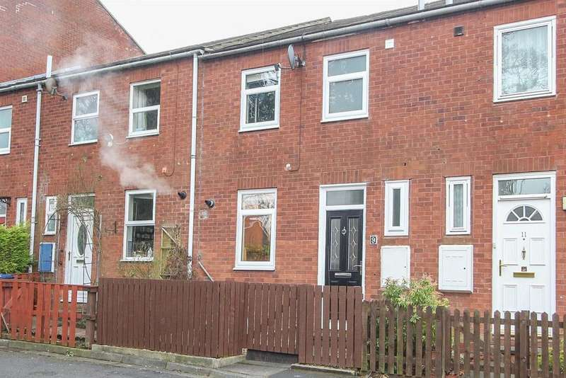 3 Bedrooms Terraced House for sale in Wall Close, Newcastle Upon Tyne