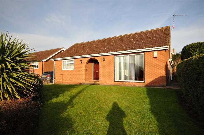 2 Bedrooms Detached Bungalow for sale in Nursery Gardens, Lowdham, Nottingham
