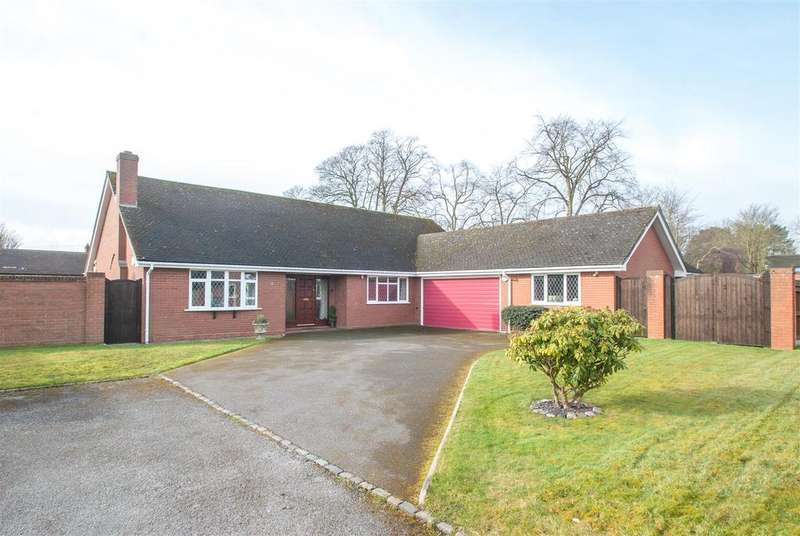 2 Bedrooms Bungalow for sale in Butts croft, Alrewas