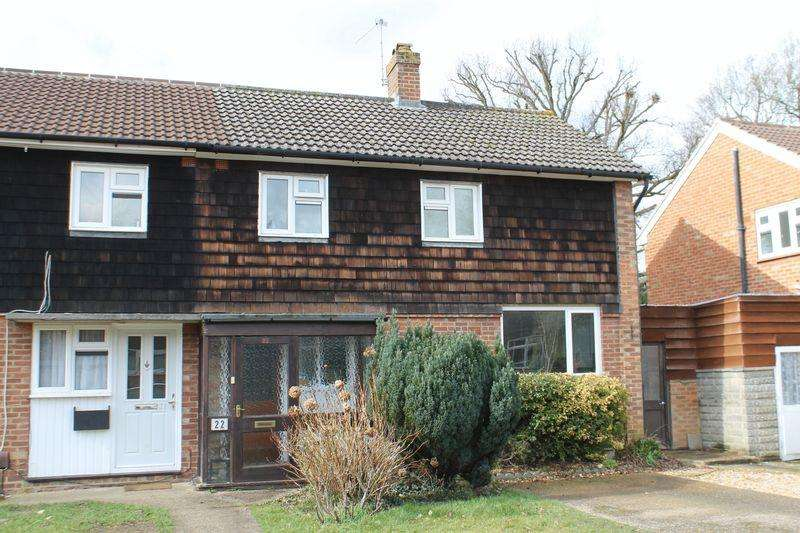 3 Bedrooms Semi Detached House for sale in Little Hide, Guildford