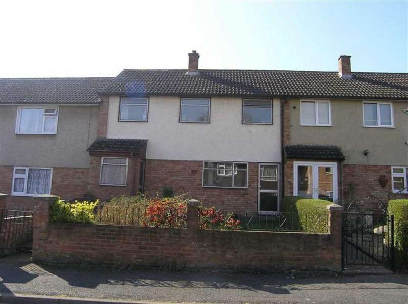 3 Bedrooms Terraced House for sale in Cilcennen Close, TUPSLEY, Hereford