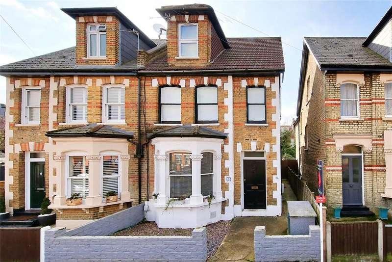 2 Bedrooms Flat for sale in Princes Road, Teddington, TW11
