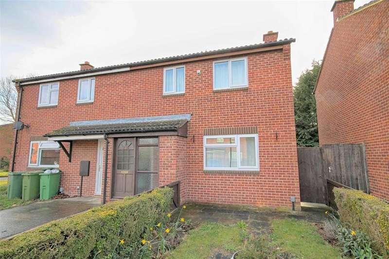 3 Bedrooms Semi Detached House for sale in William Gough Close, Cavendish Park, Cheltenham, GL51