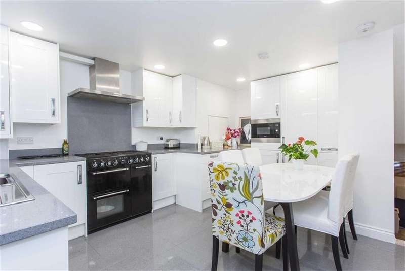 3 Bedrooms Apartment Flat for sale in Lilestone Street, London, London