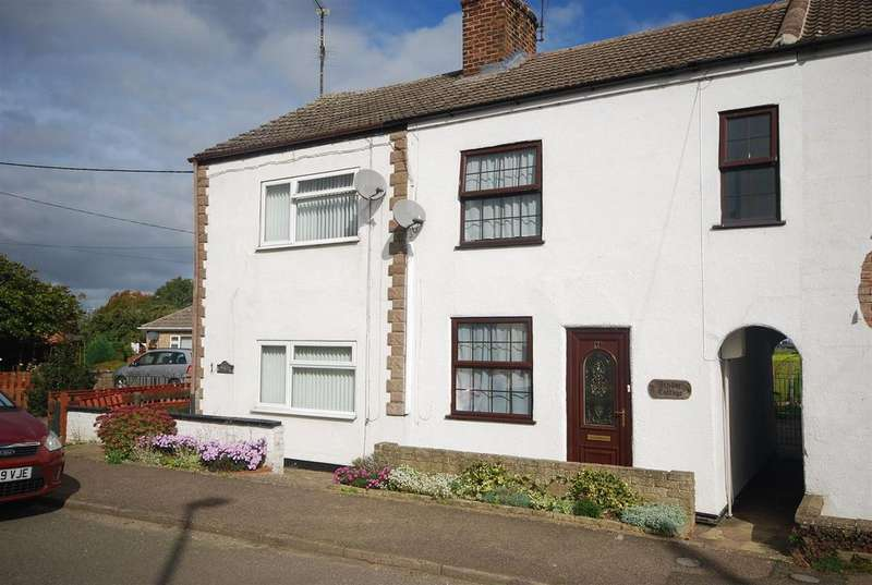 2 Bedrooms Terraced House for sale in Old Main Road, Holbeach