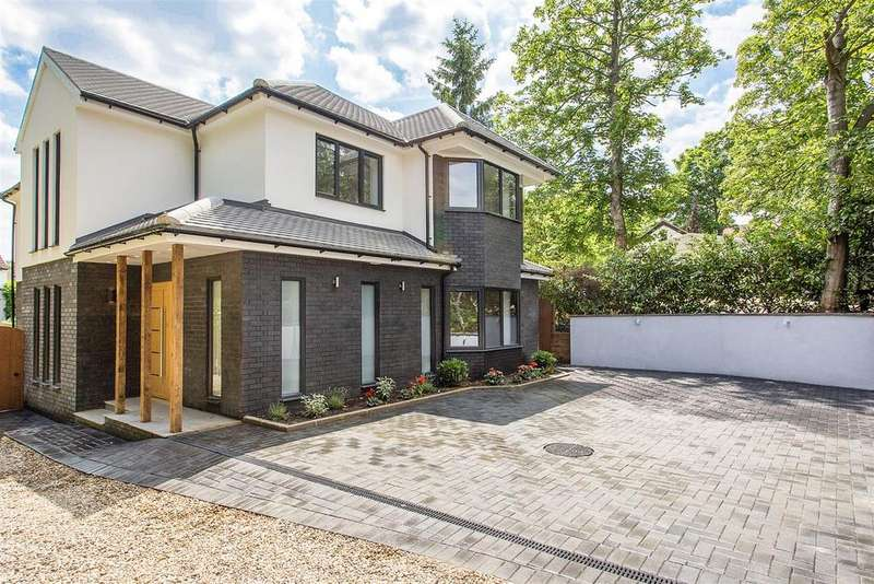 5 Bedrooms Detached House for sale in Aldenham Avenue, Radlett
