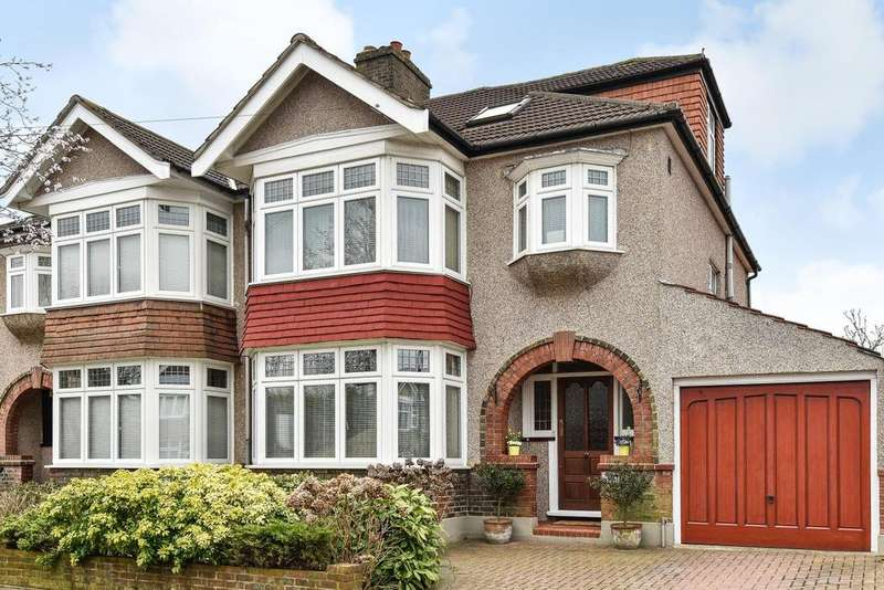 4 Bedrooms Semi Detached House for sale in Nursery Close, Shirley