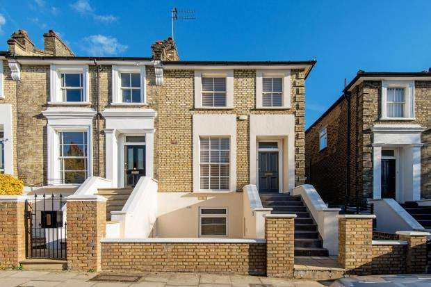 5 Bedrooms End Of Terrace House for sale in Marquis Road, Camden, London, NW1