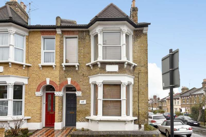 3 Bedrooms End Of Terrace House for sale in Ormiston Road London SE10