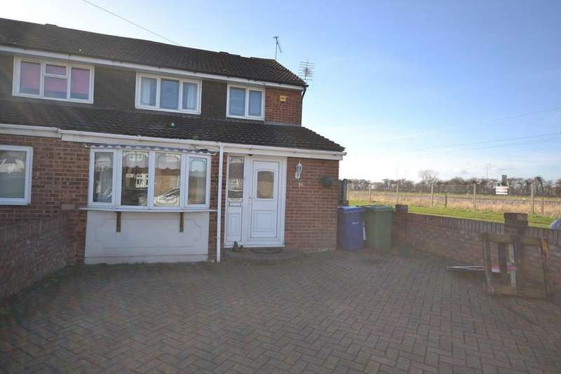 4 Bedrooms End Of Terrace House for sale in Holst Close, Stanford-le-Hope, SS17