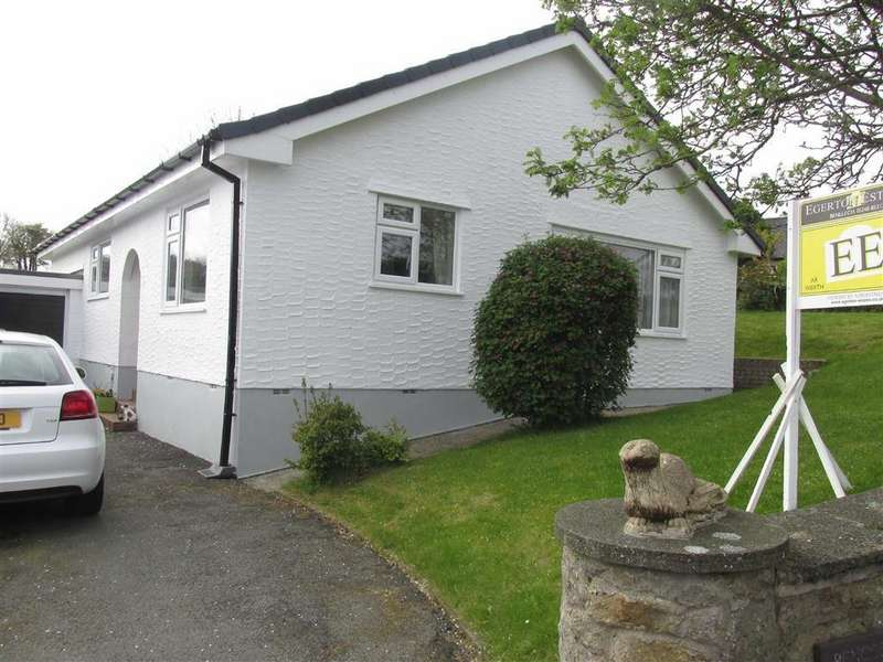 2 Bedrooms Detached Bungalow for sale in Carreglwyd, Benllech, Anglesey